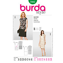 Buy Simplicity Burda Dresses Sewing Pattern, B7085 Online at johnlewis.com
