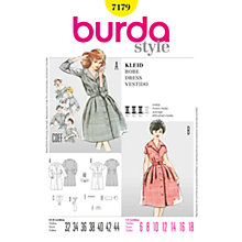 Buy Simplicity Burda Shirt Dresses Sewing Pattern, B7179 Online at johnlewis.com