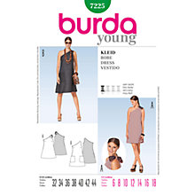 Buy Simplicity Burda Dresses Dress Sewing Pattern, 7225 Online at johnlewis.com