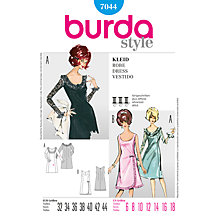 Buy Simplicity Burda Dresses Sewing Pattern, B7044 Online at johnlewis.com
