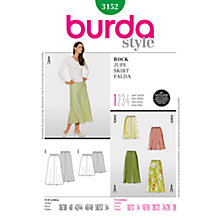 Buy Simplicity Burda Skirts Sewing Pattern, B3152 Online at johnlewis.com