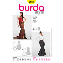 Buy Simplicity Burda Skirts Sewing Pattern, B7089 Online at johnlewis.com
