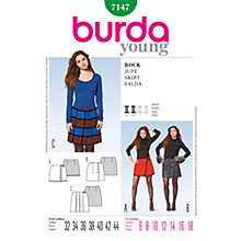 Buy Simplicity Burda Skirt & Trousers Sewing Pattern, 7147 Online at johnlewis.com