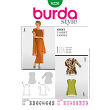 Buy Simplicity Burda Tunics Sewing Pattern, B8220 Online at johnlewis.com