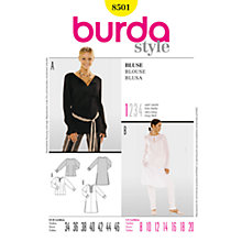 Buy Simplicity Burda Tunics Sewing Pattern, B8501 Online at johnlewis.com