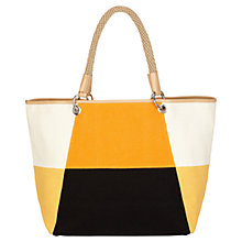 Buy Modalu Boxy Shopper Handbag Online at johnlewis.com