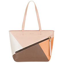 Buy Modalu Carnaby Medium Leather Tote Handbag Online at johnlewis.com