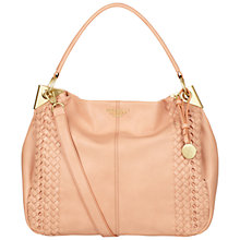 Buy Fiorelli Serena Hobo Handbag, Pink Online at johnlewis.com