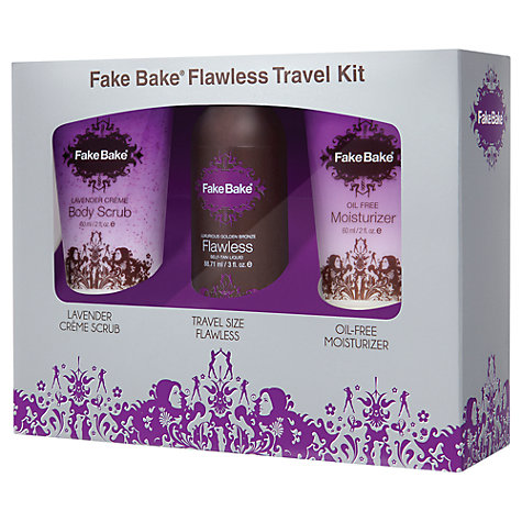 Buy Fake Bake Flawless Travel Kit Online at johnlewis.com