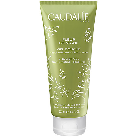 Buy Caudalie Fleur de Vigne Shower Gel, 200ml Online at johnlewis.com