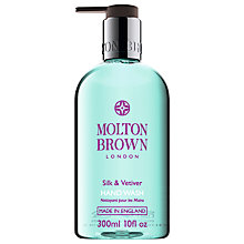 Buy Molton Brown 150 Years Silk & Vetiver Handwash, 300ml Online at johnlewis.com