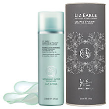 Buy Liz Earle Cleanse & Polish™ Hot Cloth Cleanser, 150ml Online at johnlewis.com