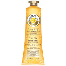 Buy Roger & Gallet Creme Sublime Bois D'Orange Hand & Nail Cream, 30ml Online at johnlewis.com