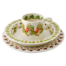 Buy Emma Bridgewater Flopsy China Set Online at johnlewis.com