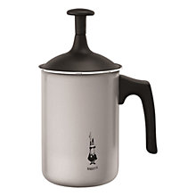 Buy Bialetti Tuttocrema Milk Frother Online at johnlewis.com