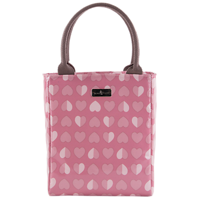 Beau & Elliot Heart Lunch Bag