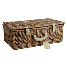 Buy John Lewis 150 Years Filled Hamper, 4 Persons Online at johnlewis.com