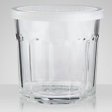 Buy Bloomingville Glass Storage Jar with Lid Online at johnlewis.com