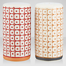 Buy Bloomingville Carla Salt & Pepper Shakers, Assorted Online at johnlewis.com
