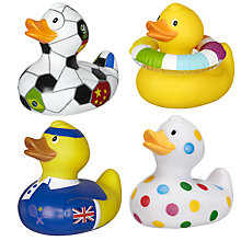 Buy Rubber Ducks Range Online at johnlewis.com