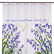Buy Bliss Kew Gardens Shower Curtain Online at johnlewis.com