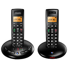 Buy BT 3710 Digital Cordless Telephone and Answer Machine, Twin DECT Online at johnlewis.com