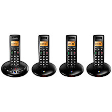 Buy BT 3710 Digital Cordless Telephone and Answer Machine, Quad DECT Online at johnlewis.com