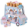 Talking Tables Ice Cream Van Stand, Multi