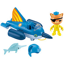 Buy Octonauts Gup-R Online at johnlewis.com