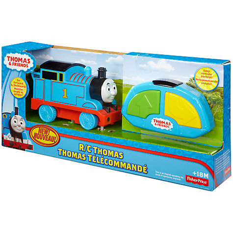 Buy Thomas the Tank Engine Remote Control Thomas Online at johnlewis.com
