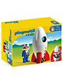 Playmobil 123 Moon Rocket