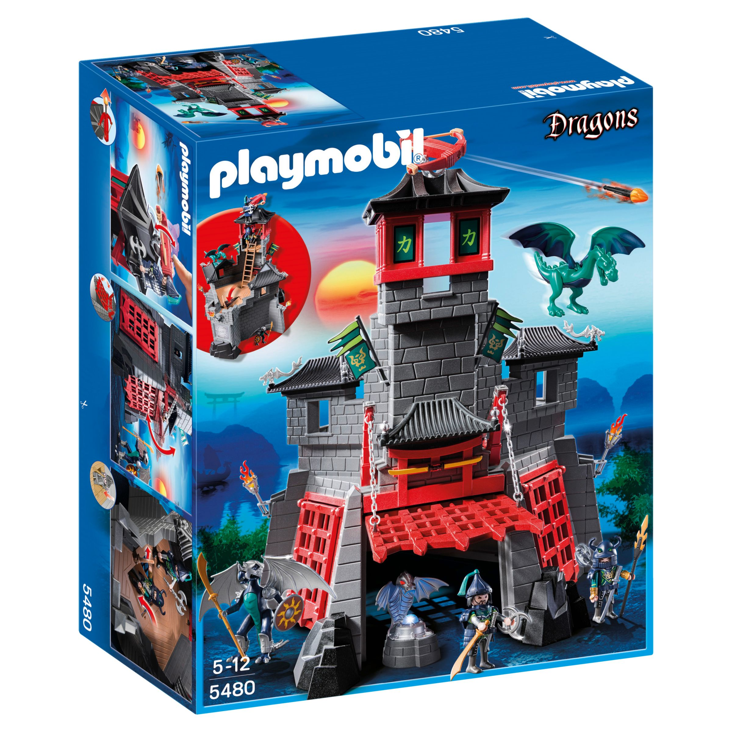 Click here for Playmobil Dragons Secret Dragon Fort