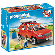 Buy Playmobil Family SUV Online at johnlewis.com