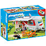 Buy Playmobil Family Caravan Online at johnlewis.com