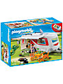 Playmobil Summer Fun Family Caravan