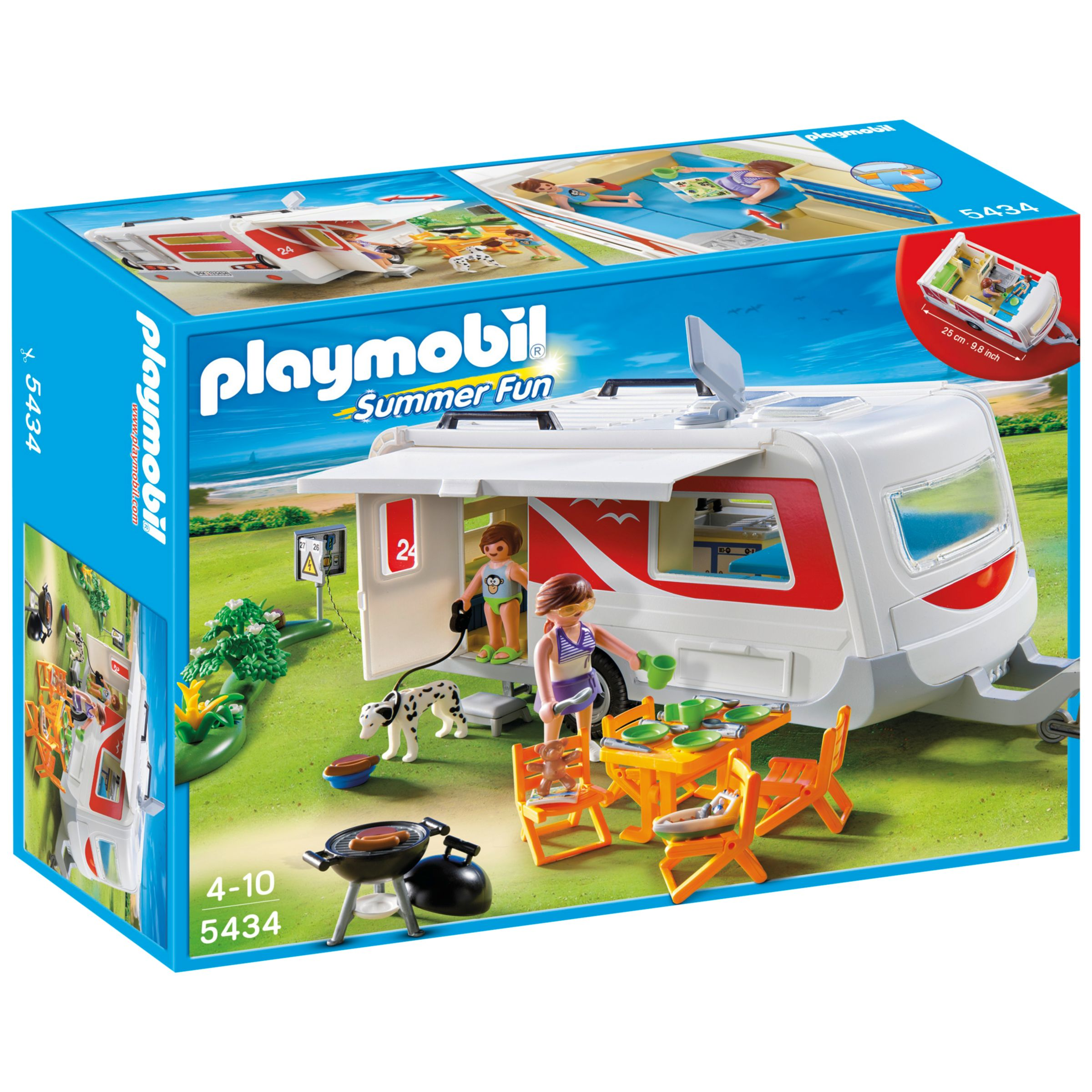 Click here for Playmobil Family Caravan