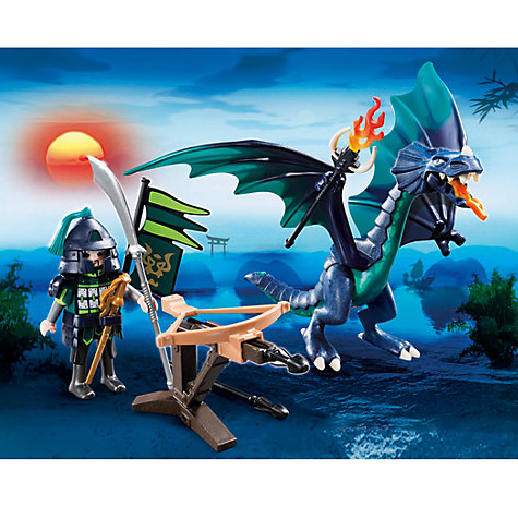 Buy Playmobil Dragons Shield Dragon Online at johnlewis.com