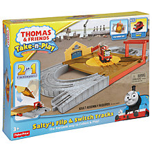Buy Thomas The Tank Engine Take n Play Trackset, Assorted Online at johnlewis.com