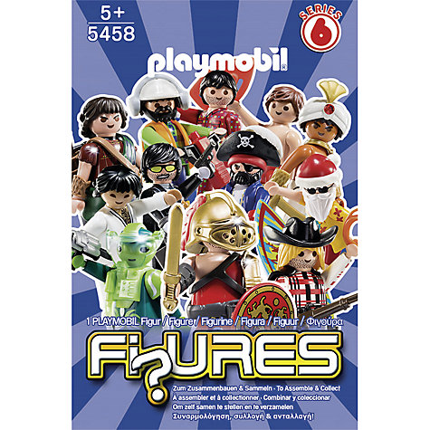 Buy Playmobil Series 6 Boy Figure, Assorted Online at johnlewis.com
