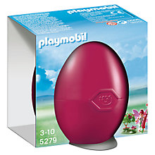 Buy Playmobil Fairy with Enchanted Tree Gift Egg Online at johnlewis.com