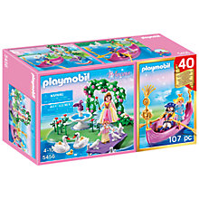 Buy Playmobil Princess 40th Anniversary Princess Island Compact Set Online at johnlewis.com