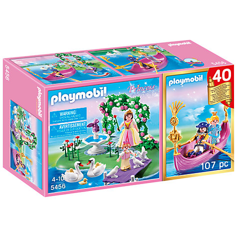 Buy Playmobil 40th Anniversary Princess Island Compact Set Online at johnlewis.com