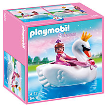 Buy Playmobil Princess Swan Boat Online at johnlewis.com