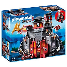 Buy Playmobil Dragons Great Asian Castle Online at johnlewis.com