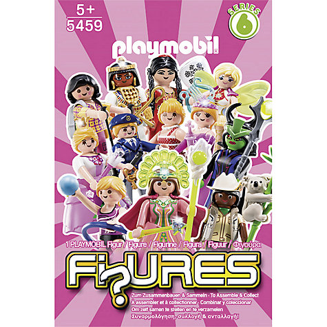 Buy Playmobil Series 6 Girl Figure, Assorted Online at johnlewis.com