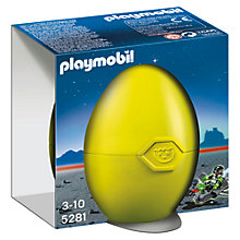 Buy Playmobil Robo Gang Spy with Glider Gift Egg Online at johnlewis.com