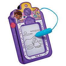 Buy VTech Doc McStuffins Talk & Learn Clipboard Online at johnlewis.com