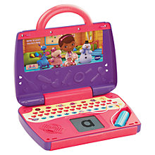 Buy VTech Doc McStuffins Write & Learn Doctor's Bag Online at johnlewis.com