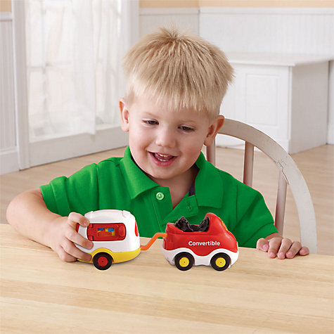 Buy VTech Convertible and Caravan Online at johnlewis.com