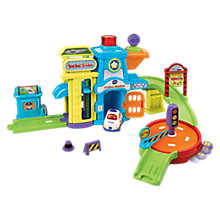 Buy VTech Toot-Toot Drivers Police Station Online at johnlewis.com